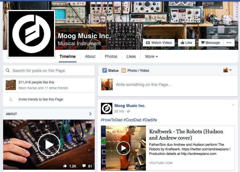 Moog FB Share